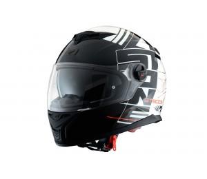 Шлем ASTON GT 800 ASTRO, белый / черный