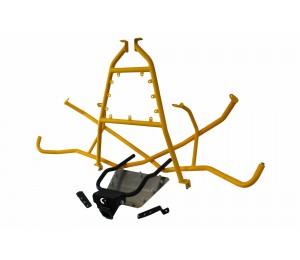 Бампер для снегохода STELS 600, 800 желтый