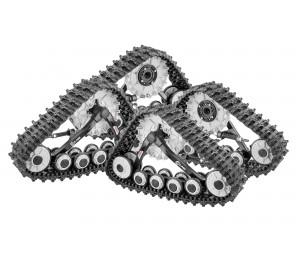 Гусеничный комплект для ATV всесезонный S.PRO (черно-белый)
