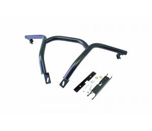 Защита задняя для ATV STELS GUEPARD черная (шагрень)