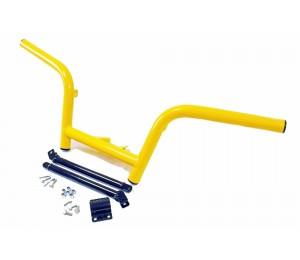 Защита задняя для ATV STELS GUEPARD желтая